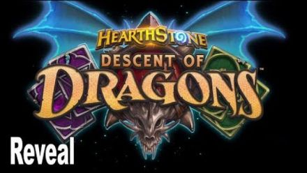 vidéo : Hearthstone: Descent of Dragons - Reveal Trailer BlizzCon 2019 [HD 1080P]