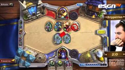 vidéo : ESGN Fight Night Hearthstone - Saison 01 Episode 03