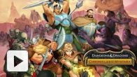Vid�o : Dungeons & Dragons: Chronicles of Mystara - Reveal Trailer