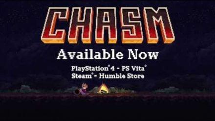 Vid�o : Chasm : Trailer de lancement