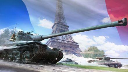 World of Tanks Blitz - Les français débarquent