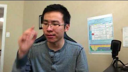 Vidéo : Kan Gao annonce un film d'animation To the Moon en préparation
