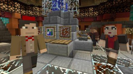 Minecraft - Dr Who vol 1