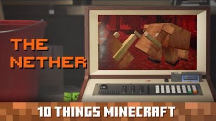 Vidéo : The Nether: Ten Things You Probably Didn't Know About Minecraft