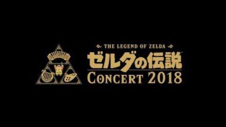 Vidéo : The Legend of Zelda : Concert 2018