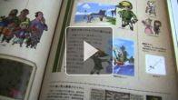 Zelda Histoire d'Hyrule Japan Book Timeline