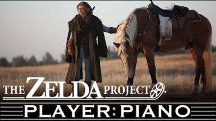 Vid�o : Zelda le film par des Fans : Live Action Teaser