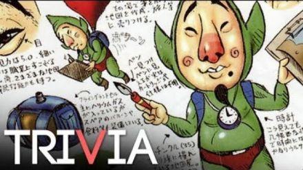 Vid�o : TRIVIA : Comment le compositeur de Zelda s'est retrouvé dans le jeu