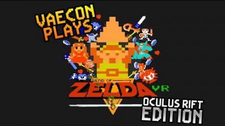 Vid�o : Oculus Rift - Zelda Classic