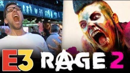 Vidéo : E3 2018 : On a joué à Rage 2 et il ne nous a pas mis en colère