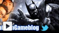 Vid�o : LIVE REPLAY Batman Arkham Origins avec Tiger et Plume