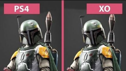 Star Wars Battlefront - PS4 vs. Xbox One