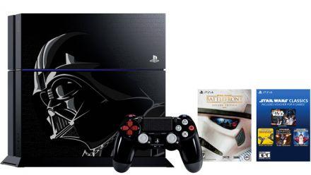 Star Wars Battlefront : La PS4 Edition Limitée Dark Vador est sublime