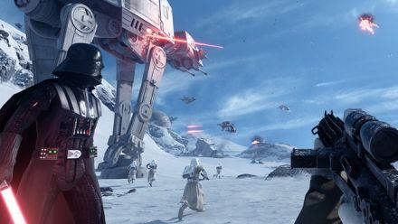Découvrez Star Wars Battlefront sur PS4 avec nous en #GameblogLIVE