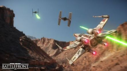 Star Wars Battlefront - teaser officiel
