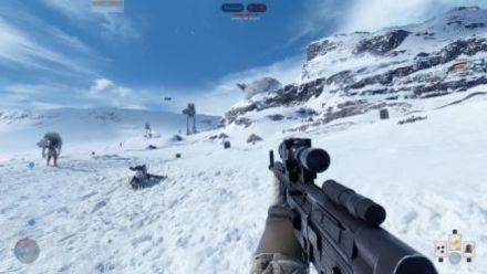 Star Wars Battlefront : Survie sur Tatooine sur PS4