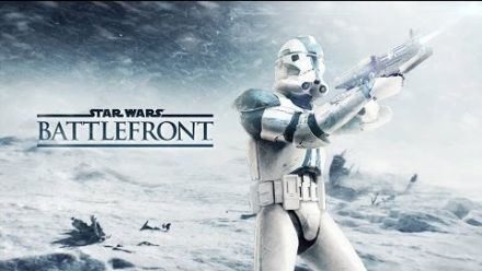 Aperçu ;  Star Wars Battlefront