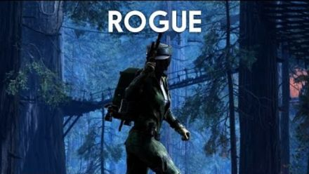 Star Wars Battlefront - Rogue -
