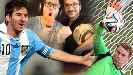 Vidéo : Allemagne - Argentine : le match en streaming