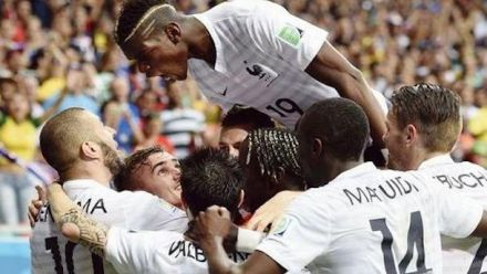 France - Allemagne : regardez le match LIVE sur FIFA