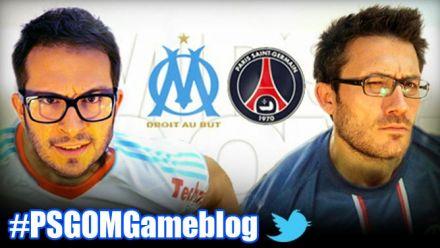PSG - OM : Julo et Julien Chièze (re)fooooont le match