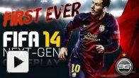 FIFA 14 Next-Gen - First Ever Gameplay !
