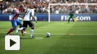 vid�o : FIFA 14 : déplacements, frappes et protection de balle en vidéo