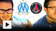 OM-PSG : Julo vs Julien Chièze, le match sur FIFA 14