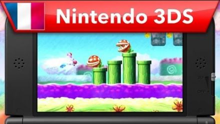 Vid�o : Yoshi's New Island Trailer Nintendo Direct 13/02/2014