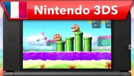 Vid�o : Yoshi's New Island Trailer Nintendo Direct 13/02/2014