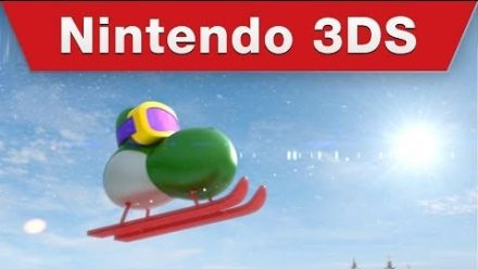 Vid�o : Yoshi's New Island Commercial