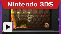 Zelda : A Link Between Worlds - Gameplay