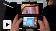 The Legend of Zelda Nintendo 3DS Demo gameplay
