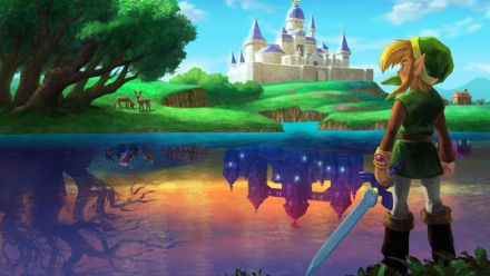 Zelda : A Link Between Worlds - 1:31:59