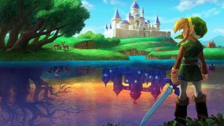 Vid�o : Zelda : A Link Between Worlds - 1:31:59