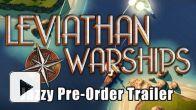 Vid�o : Leviathan Warships - Trailer Jazzy