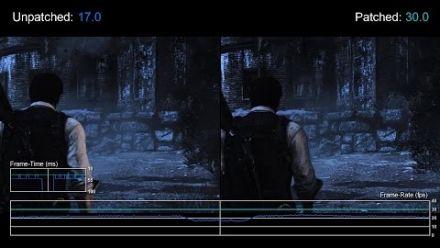 Vid�o : The Evil Within : comparo 1.0/1.01