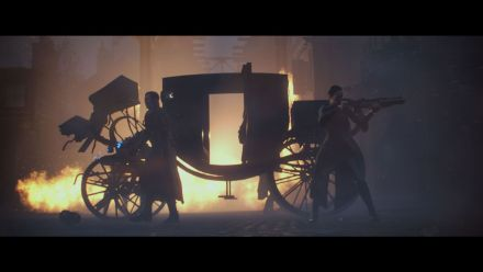 vid�o : The Order 1886 - Tesla