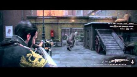 "vidéo : The Order 1886"" PS4: Chapter 1 Part 4"