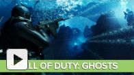 "vidéo : Call of Duty Ghosts Gameplay : Mission sous-marine ""Into The Deep"""