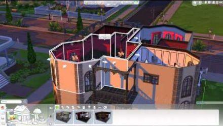 Les Sims 4 : le Mode Construction expliqué
