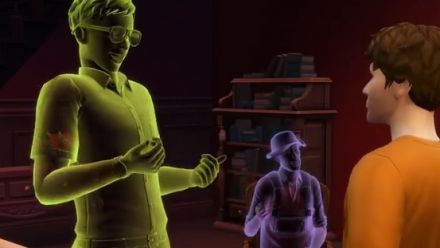 Vid�o : Les Sims 4 : Contenu gratuit les Fantômes