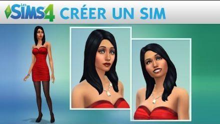 Les Sims 4 - Creation d'un Sim