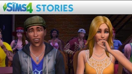The Sims 4 : Stories Official Gameplay Trailer