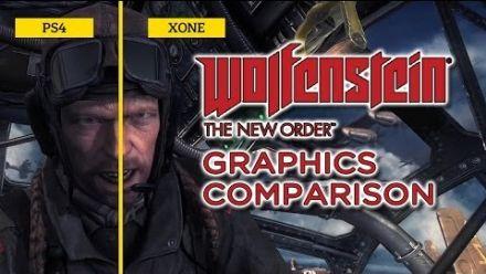 Vid�o : Wolfenstein : le comparatif PS4 vs Xbox One vs PC