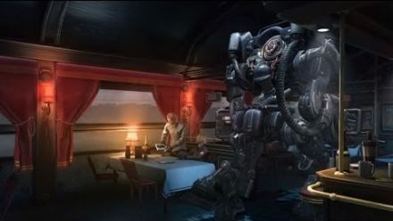 vidéo : Wolfenstein : The New Order - On a Train to Berlin