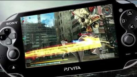 vid�o : Freedom Wars : Announce Trailer