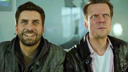 Quantum Break joué par Max Payne et Alan Wake