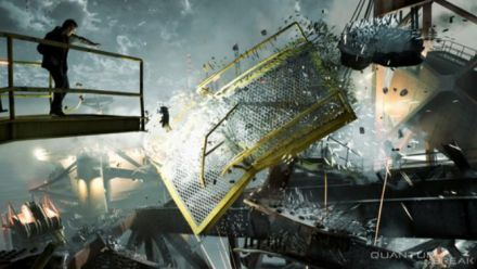 Quantum Break : du gameplay impresionnant