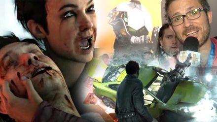 Quantum Break Impressions Gamescom 2014